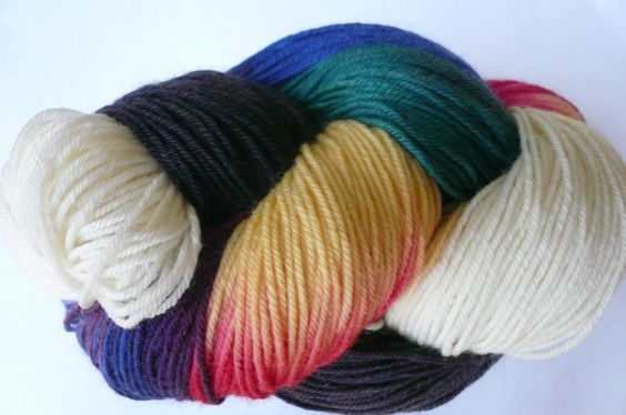 London 2012 colorway. Find it at Jimmy Bean's Wool.