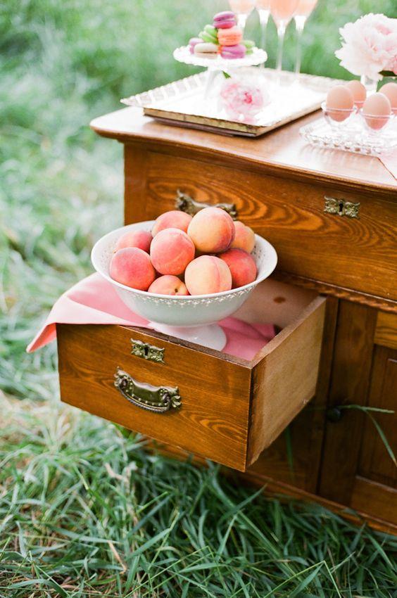 peachy goodness | The McCartneys