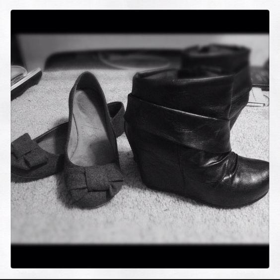 Shoes. Blowfish.