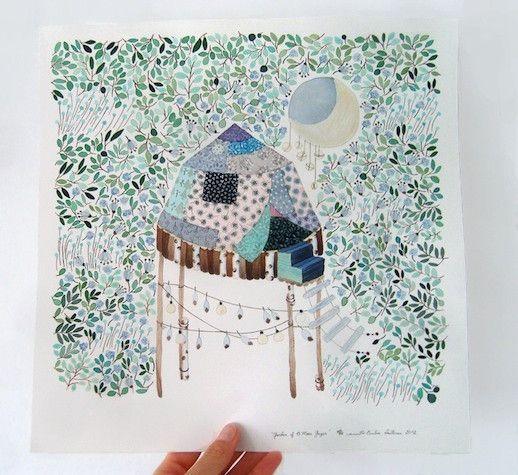Garden of A Moon Gazer | Anna Emilia Laitinen