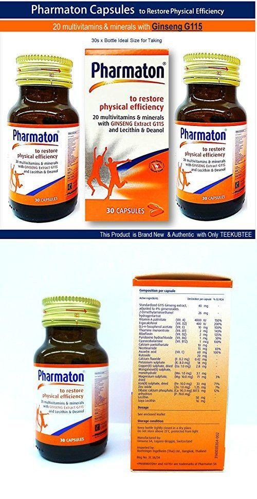 Costo de pharmaton matruelle