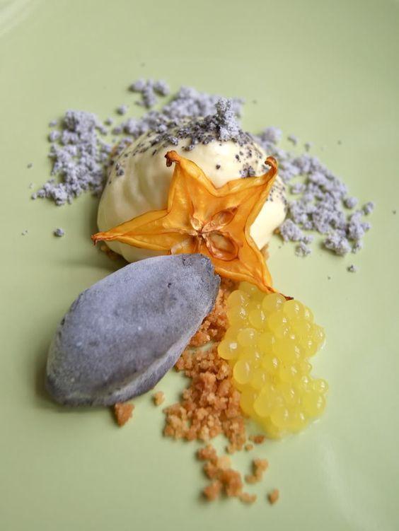 Molecular Gastronomy Desserts