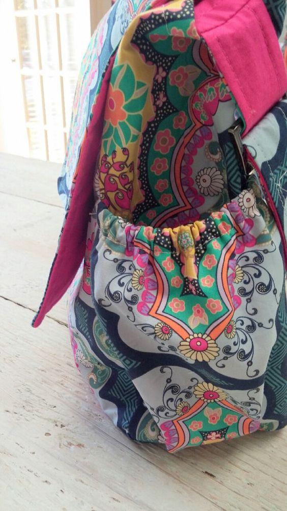Baby Girl Diaper Bag Nappy Bag Boho Gypsy by ElonkaNichole on Etsy