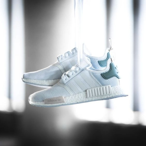 Adidas Nmd Weiß Mint