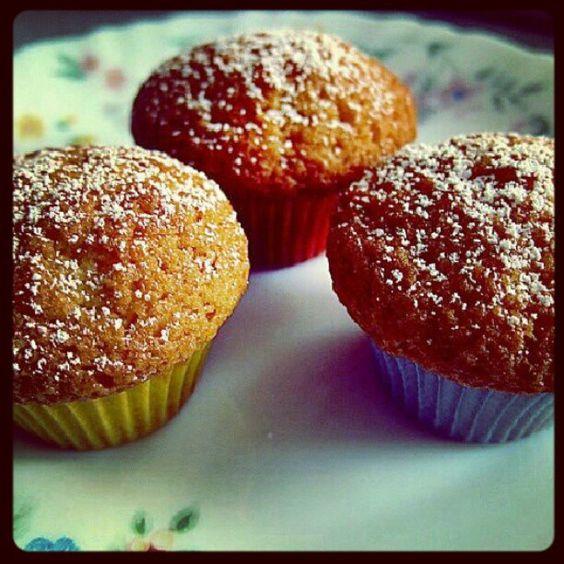selbstgemachte Himbeergelee Cupcakes