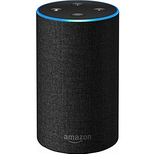 Echo 2nd Generation With Improved Sound Powered By Dolby And A New Design Charcoal Fabric Amazon Alexa Devices Alexa Device Amazon