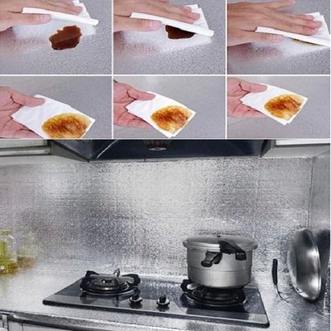 Kitchen Anti Oil Waterproof Stickers In 2020 Waterproof Stickers