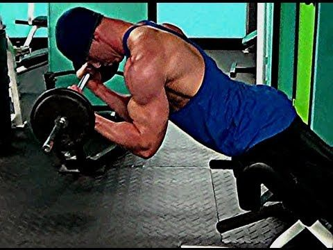 15 Killer Arm Exercises for your Arm Workouts - YouTube