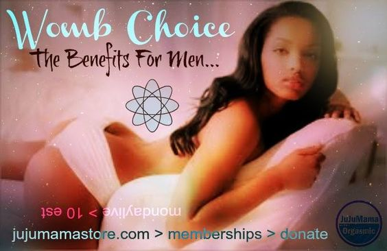 Womb Choice - Th Benefit to Men
