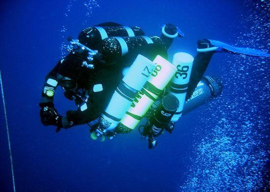 Tri Mix Scuba Diving : Trimix diving scuba pinterest technical