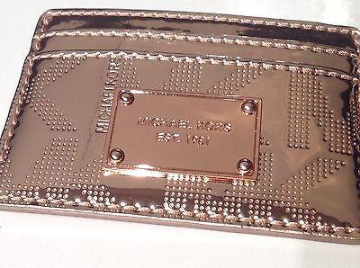 c69dbfc193df michael kors card holder gold logo shoulder bag - Marwood ...