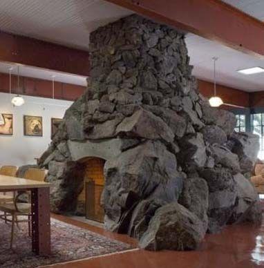 Rock n Roll Fireplace!