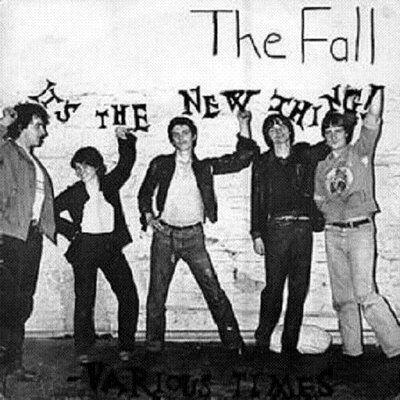 The Fall siempre es Lo Nuevo (guiño Karpoviano)