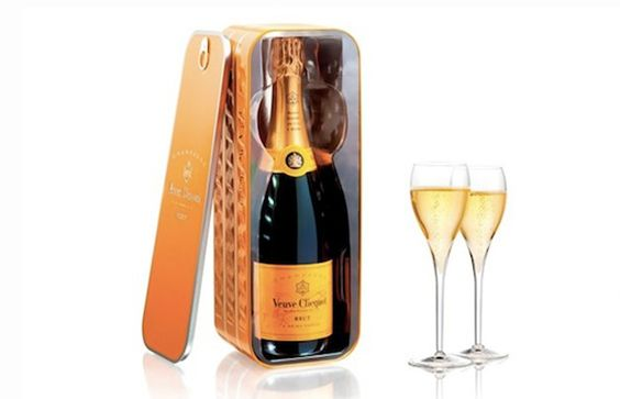 Veuve Clicquot Releases Special Edition Champagne In A Sardine Can