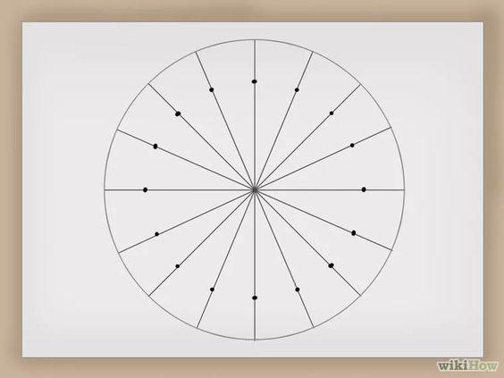 Image intitulée Draw a Compass Rose Step 5