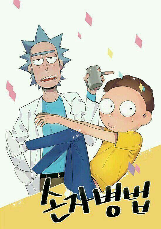 Rick And Morty Imagenes 3 7 Rick I Morty Rick And Morty Morty