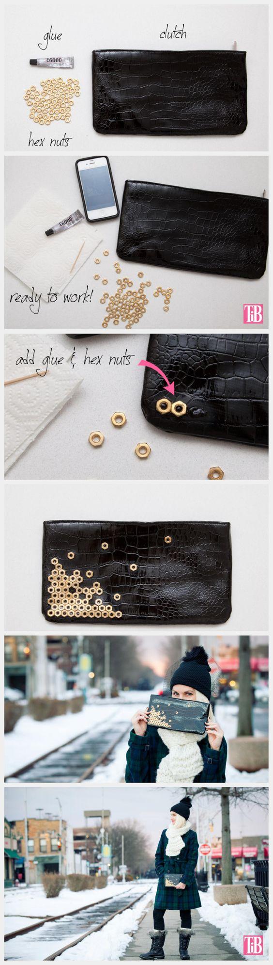 Watch Minimalist DIY Leather Sunglasses Pouch video