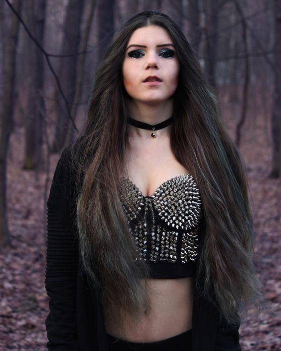 Gril sexy metal girl girls