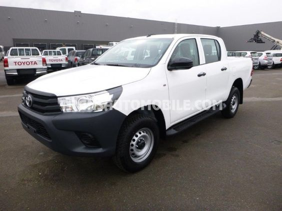 Toyota Hilux/REVO Pick up double cabin 3.0L D MEDIUM (2016)  https://www.transautomobile.com/fr/A-1945?PI