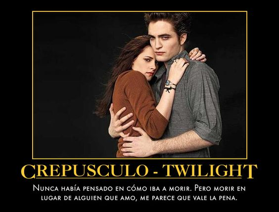 Fco Twilight Frases Crepusculo