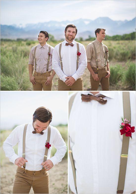 wat meer casual bruidegomskleding