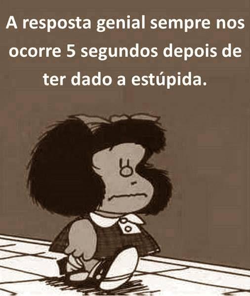 Sempre assim!  :/: