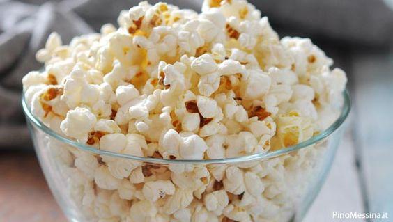 Come fare i popcorn al microonde