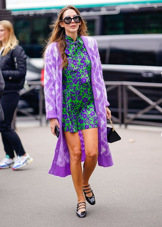The '60s-Inspired Fashion Trend That Looks Good on Everyone  #purewow #trends #fashion #dress #winter