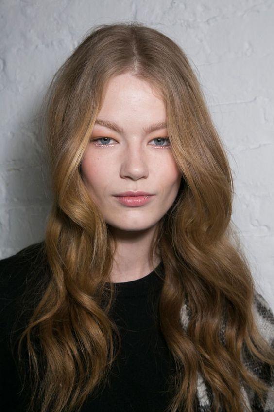 Fall 2015: The Season Hair Volume Died - Fashionista