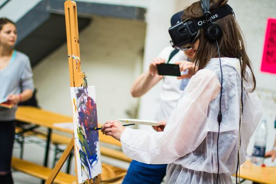 VR for art and entertainment industry