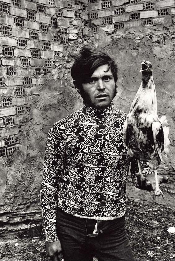 Josef Koudelka. Gypsies.