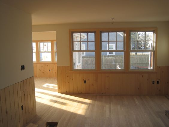 Wainscoting And Pine On Pinterest