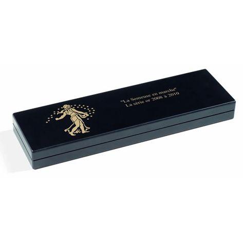 Colección monedas Semeuse 2008-2010 en estuche. Plata., Tienda Numismatica y Filatelia Lopez, compra venta de monedas oro y plata, sellos españa, accesorios Leuchtturm