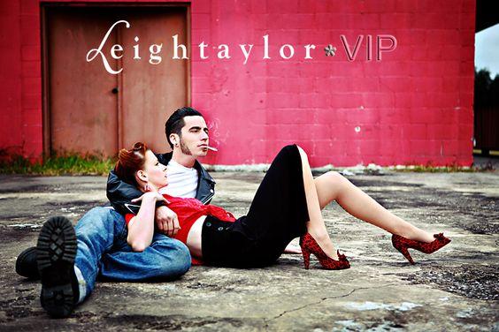 rockabilly family photo shoot   Rockabilly*   Orlando Engagement / Couple Photographer » Leigh ...