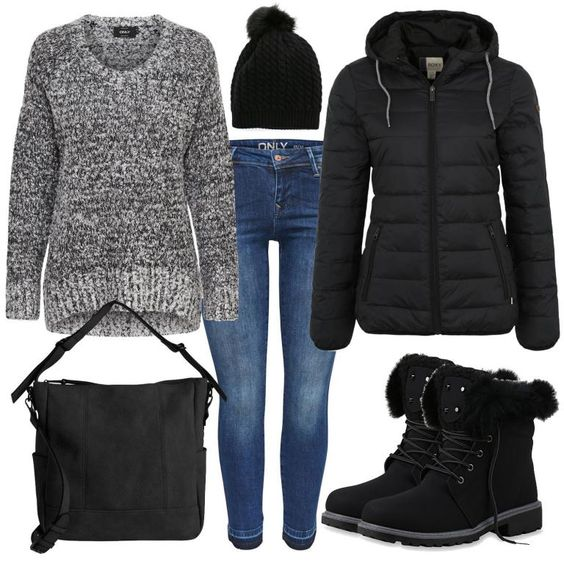 Winter Wonderland by Frauenoutfits