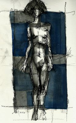 gesto: mulheres azuis - 14