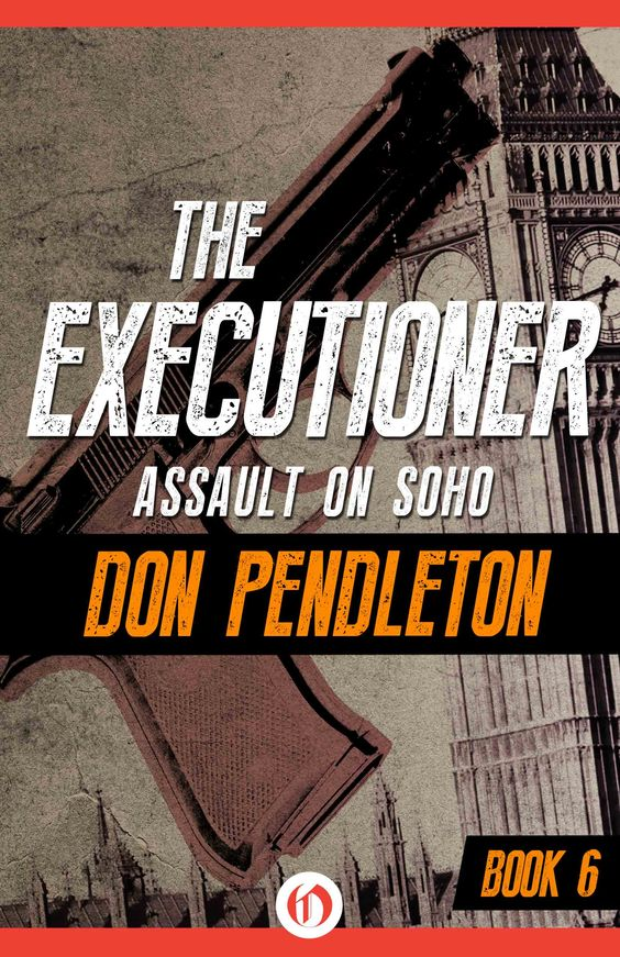 Don Pendleton's Executioner Book 6  ebooks coming December 16.  Preorder now.