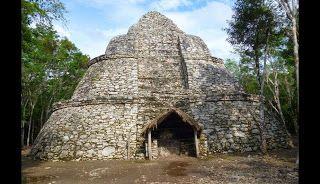 Ruinas Mayas de Cobá, en México. (Foto: flickr)