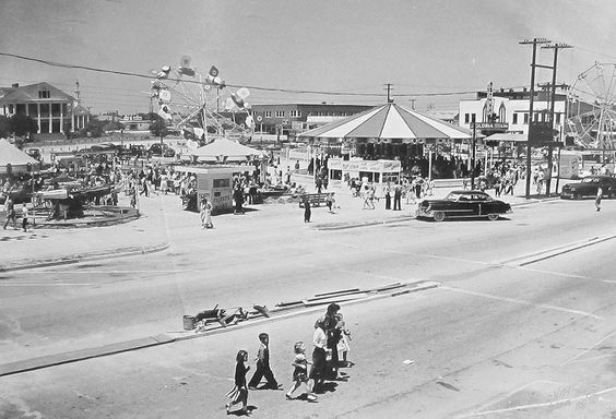 Myrtle Beach 1954  Photo cred - Jack Thompson