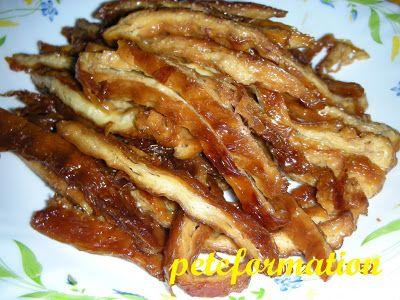 Veganformation Vegetarian Food Cooking Adventure: Chinese Vegan Char Siew Recipe (Mock Roasted Sweet Pork)