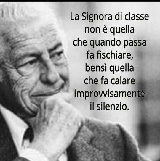 Gianni Agnelli aveva detto una cosa giustissima!:
