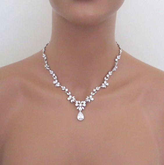 Ensemble de bijoux de mariée ensemble de par TheExquisiteBride: