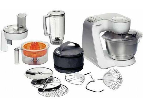 bosch küchenmaschine home professional mum 57810