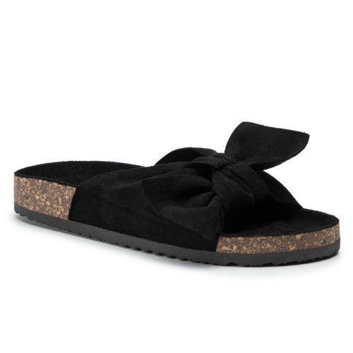 Klapki Deezee Wsls19 02 Czarny Damskie Https Ccc Eu Ribbon Slides Shoes Fashion