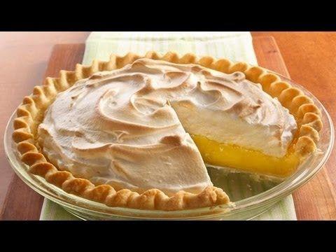 Torta al Limone Meringata , Lemon Meringue Pie RECIPE - YouTube