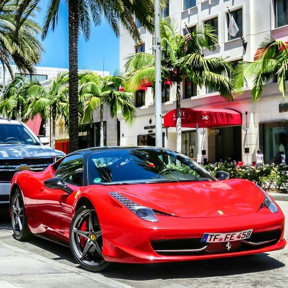 Ferrari 458  Follow our Friend @TimothySykes for daily Luxury Travel Inspiration @TimothySykes  Photo by @car_spot