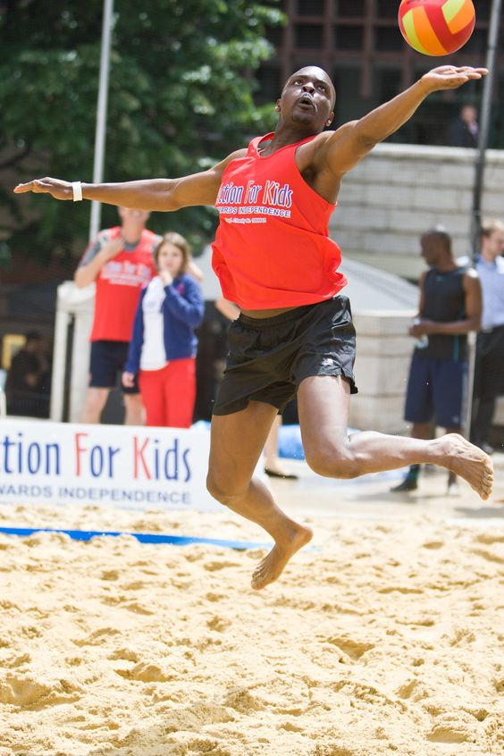 Enter a team in Action For Kids' action-packed Beach Volleyball tournament and enjoy  day at the beach in the heart of London!     http://www.actionforkids.org/citybeachvolleyball.asp