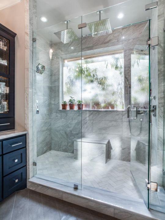 Master Suite Bathroom Glass Shower Area Master Suite Bathroom Ideal Bathrooms Bathroom Design Layout