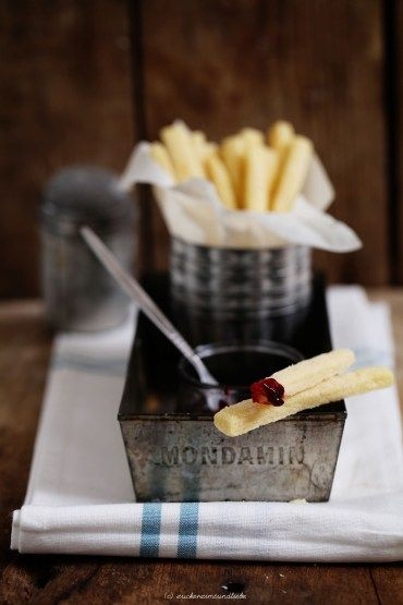 Pie Fries – Kuchenfritten mit Zucker, Zimt und Liebe