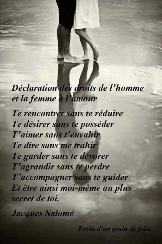 Declaration D'amour A Un Homme : declaration, d'amour, homme, Status
